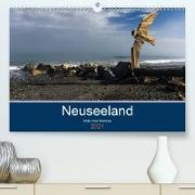 Cover-Bild zu Ulven Photography - Wiebke Schröder, Lille: Neuseeland 2021 - Bilder einer Radreise (Premium, hochwertiger DIN A2 Wandkalender 2021, Kunstdruck in Hochglanz)