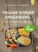 Cover-Bild zu Vegane Kinderernährung von Gätjen, Edith