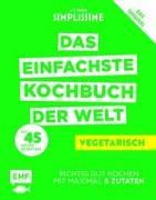 Cover-Bild zu Simplissime - Das einfachste Kochbuch der Welt: Vegetarisch von Mallet, Jean-Francois