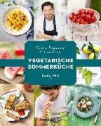 Cover-Bild zu Vegetarische Sommerküche von Ivic, Paul