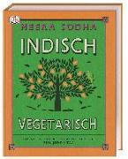 Cover-Bild zu Indisch vegetarisch von Sodha, Meera