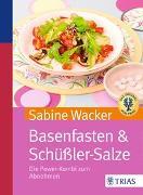 Cover-Bild zu Basenfasten & Schüßler-Salze von Wacker, Sabine