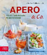 Cover-Bild zu Cavelius, Anna: Apero & Co (eBook)