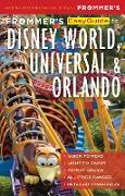 Cover-Bild zu eBook Frommer's EasyGuide to Disney World, Universal and Orlando