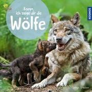 Cover-Bild zu Ernsten, Svenja: Komm, ich zeige dir die Wölfe