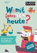 Cover-Bild zu Ernsten, Svenja: Weltenfänger: Womit fahre ich heute?