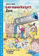 Cover-Bild zu Ernsten, Svenja: Lernwerkstatt Zoo (eBook)