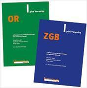Cover-Bild zu Hrubesch-Millauer, Stephanie (Hrsg.): ZGB & OR plus Verweise Kombipaket