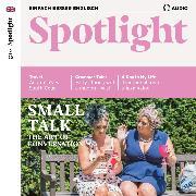 Cover-Bild zu Verlag, Spotlight: Englisch lernen Audio - Small Talk (Audio Download)