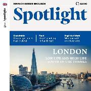 Cover-Bild zu Verlag, Spotlight: Englisch lernen Audio - Der Süden Londons (Audio Download)