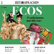 Cover-Bild zu Jimenez, Covadonga: Spanisch lernen Audio - Weihnachtsbräuche (Audio Download)
