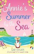 Cover-Bild zu Annie's Summer by the Sea (eBook) von Eeles, Liz