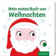 Cover-Bild zu Choux, Nathalie (Illustr.): Mein erstes Buch von Weihnachten