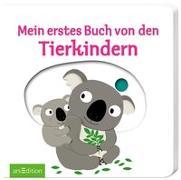 Cover-Bild zu Choux, Nathalie (Illustr.): Mein erstes Buch von den Tierkindern