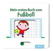 Cover-Bild zu Choux, Nathalie (Illustr.): Mein erstes Buch vom Fußball