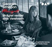 Cover-Bild zu Maigret verliert eine Verehrerin