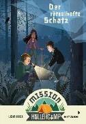 Cover-Bild zu Hach, Lena: Mission Hollercamp Band 3 - Der rätselhafte Schatz