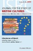 Cover-Bild zu Literatures of Brexit (eBook) von Rostek, Joanna (Hrsg.)
