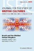 Cover-Bild zu Brexit and the Divided United Kingdom (eBook) von Rostek, Joanna (Hrsg.)