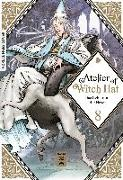 Cover-Bild zu Shirahama, Kamome: Atelier of Witch Hat 08