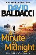 Cover-Bild zu Baldacci, David: A Minute to Midnight