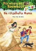 Cover-Bild zu Pope Osborne, Mary: Das magische Baumhaus junior 3 - Die rätselhafte Mumie
