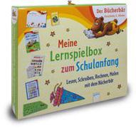 Cover-Bild zu Nahrgang, Frauke: Meine Lernspielbox zum Schulanfang