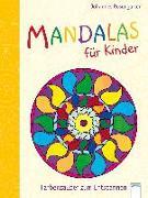 Cover-Bild zu Rosengarten, Johannes: Mandalas für Kinder
