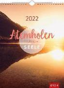 Cover-Bild zu Atemholen für die Seele 2022