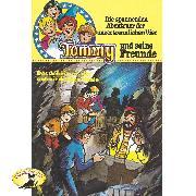 Cover-Bild zu Beckert, Anke: Tommy und seine Freunde, Folge 8: Das Geheimnis der unterirdischen Höhle (Audio Download)