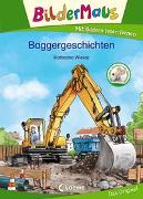 Cover-Bild zu Wieker, Katharina: Bildermaus - Baggergeschichten