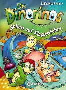 Cover-Bild zu Wieker, Katharina: Die Dinorinos gehen auf Klassenfahrt (eBook)