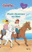 Cover-Bild zu Bornstädt, Matthias von: Bibi & Tina - Pferde-Abenteuer am Meer (eBook)