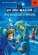 Cover-Bild zu Bornstädt, Matthias von: Die drei Magier - Das magische Labyrinth (eBook)