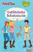 Cover-Bild zu Bornstädt, Matthias von: Bibi & Tina - Gefährliche Schatzsuche (eBook)