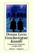 Cover-Bild zu Leon, Donna: Verschwiegene Kanäle
