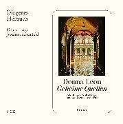 Cover-Bild zu Leon, Donna: Geheime Quellen