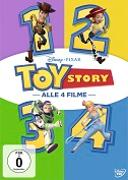 Cover-Bild zu Toy Story 1-4 (4 Movie Coll.)