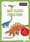 Cover-Bild zu Weller-Essers, Andrea: Duden Minis (Band 31) - Mein kleines Dinolexikon / VE3