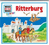 Cover-Bild zu Habersack, Charlotte: WAS IST WAS Junior Hörspiel: Ritterburg