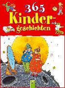 Cover-Bild zu Annel, Ingrid: 365 Kindergeschichten (eBook)