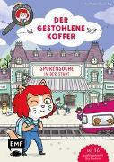 Cover-Bild zu Agatha Crispie und der gestohlene Koffer - Spurensuche in der Stadt von Martin, Paul