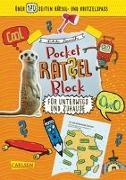 Cover-Bild zu Pocket-Rätsel-Block: Zuhause und Unterwegs von Busch, Nikki