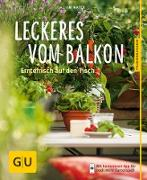 Cover-Bild zu Mayer, Joachim: Leckeres vom Balkon (eBook)