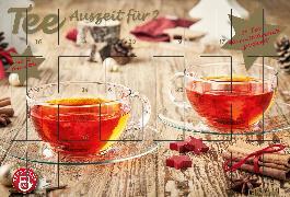 Cover-Bild zu Tee-Adventskalender für Zwei 2020