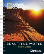 Cover-Bild zu Beautiful World 16,5 x 21,6 cm - Only available in Europe (excluding UK) and BRA, CRI, MEX, ZAF