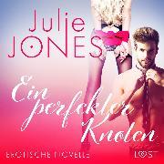 Cover-Bild zu Ein perfekter Knoten - Erotische Novelle (Audio Download) von Jones, Julie