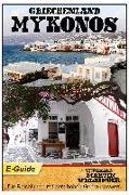 Cover-Bild zu Griechenland / Mykonos - VELBINGER Reiseführer (eBook) von Velbinger, Martin