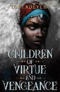 Cover-Bild zu Children of Virtue and Vengeance von Adeyemi, Tomi