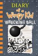 Cover-Bild zu Diary of a Wimpy Kid 14. Wrecking Ball von Kinney, Jeff